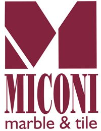 Miconi Marble & Tile Logo