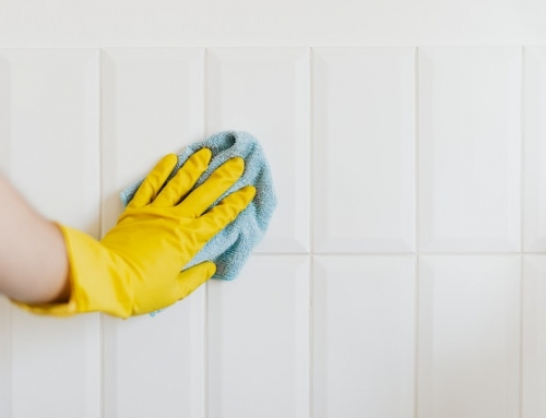A Guide to Removing Stains From Wall Tiles